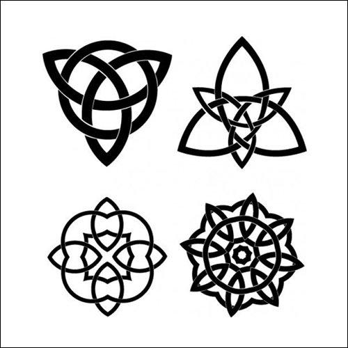 Что обозначает кельтский узор тату